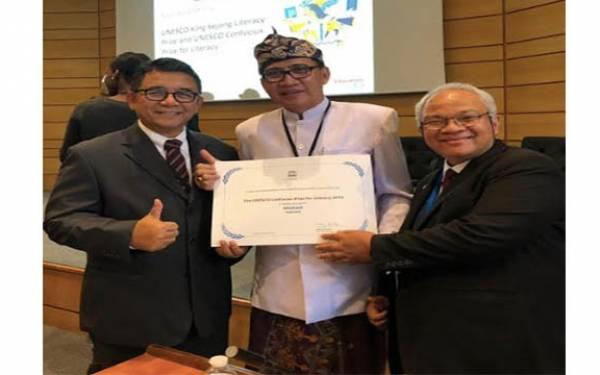 Indonesia Diganjar Penghargaan Literasi Dunia - JPNN.com