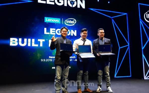 Lenovo Resmi Meluncurkan 3 Laptop Gaming - JPNN.com