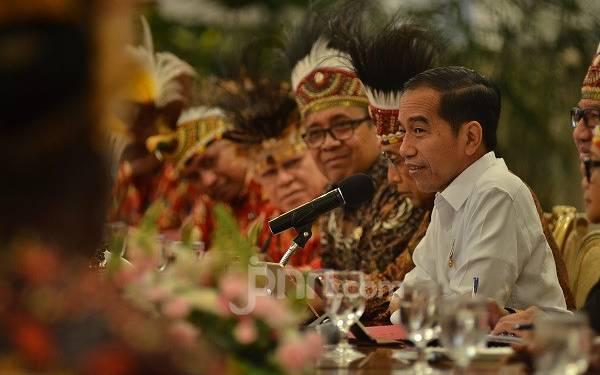 Jokowi: Istana Presiden di Papua Dibangun Tahun Depan - JPNN.com