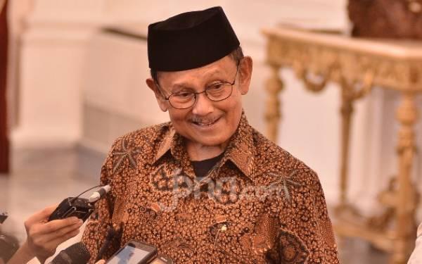 BJ Habibie dan Gerakan Zakat - JPNN.com