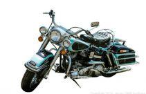 Moge Milik Elvis Presley Masuk Deretan Motor Termahal di Dunia - JPNN.com