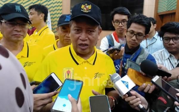 Menristekdikti Targetkan Pomnas 2019 Lahirkan Banyak Atlet Nasional - JPNN.com