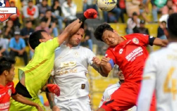 PSS Sleman Bungkam Semen Padang, Bali United Imbang Lawan Bhayangkara FC - JPNN.com