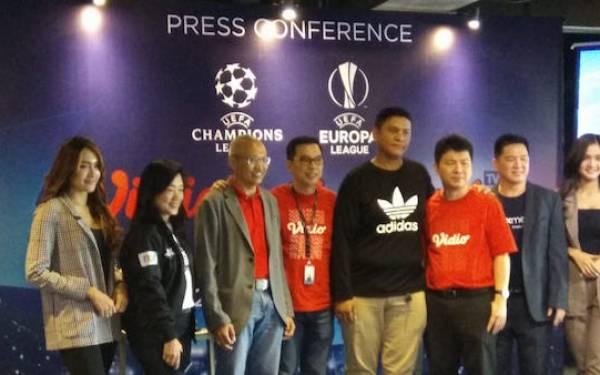 Vidio Resmi Tayangkan Streaming Laga Liga Champions dan Europa League - JPNN.com