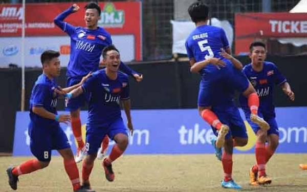 UMM Selangkah Lagi Pertahankan Gelar LIMA Football National - JPNN.com