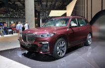 BMW X7 M50i Bersiap Meluncur Tahun Depan - JPNN.com