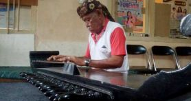 Kisah Pilu Maestro Kecapi Dadan Sukandar, Menumpang Tinggal di Gedung Kesenian