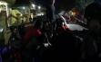 Gerombolan Pemuda Kaget Digerebek Pasukan Bersenjata di Pos Kamling