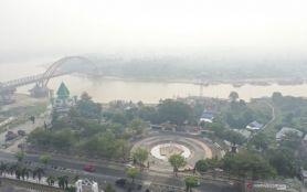 Kabut Asap Pekat, Jam Kerja PNS dan Honorer Dikurangi - JPNN.com
