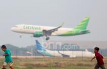 Dampak Kabut Asap, Citilink Batalkan 6 Jadwal Penerbangan - JPNN.com