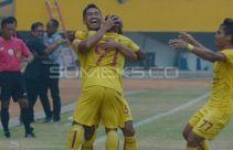 Gol Tunggal Anis Nabar Bawa Sriwijaya FC Kukuh di Puncak Klasemen - JPNN.com