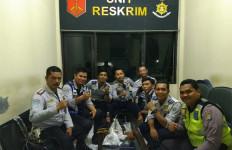 Pengakuan Bripka Eka, Polisi yang Viral Lantaran Nomplok di Kap Mesin Mobil - JPNN.com