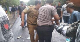 Detik-detik Kecelakaan Maut Bus Rosalia Indah vs Truk Tangki, Sungguh Ngeri
