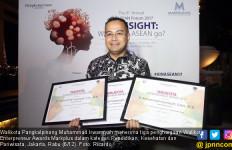 Wali Kota Pangkal Pinang Raih Penghargaan Khusus - JPNN.com