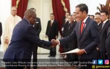 Dubes LBBP Guinea-Bissau Carlos Antonio Moreno - JPNN.com