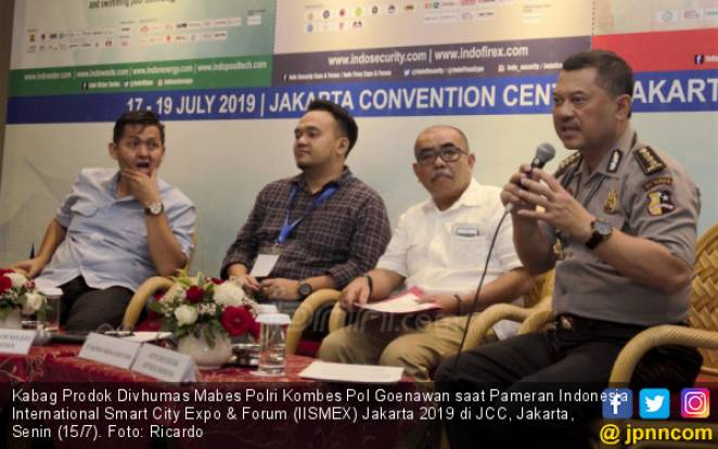 Jelang Pameran Indonesia International Smart City Expo & Forum (IISMEX) Jakarta 2019