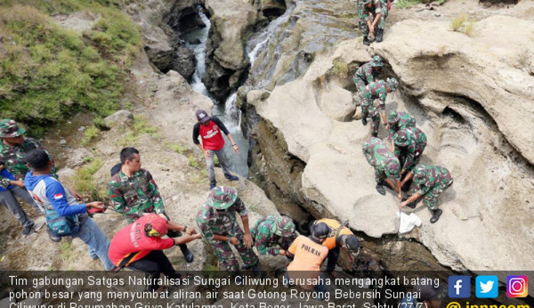 Hari Sungai Nasional - JPNN.com