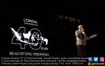 L'Oreal Rayakan Perjalanan 40 Tahun - JPNN.com