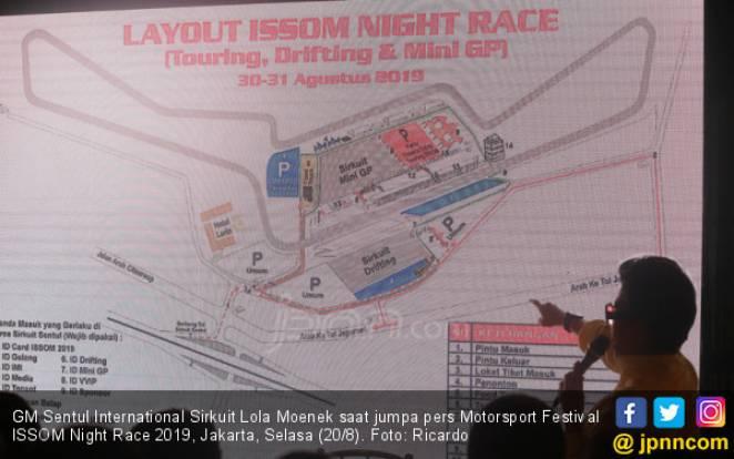 Motorsport Festival ISSOM Night Race 2019