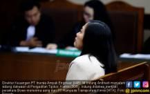 M Indung Andriadi Jalani Sidang Dakwaan - JPNN.com