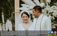 Mutia Ayu Pamer Hari Bahagia Bersama Glenn - JPNN.com