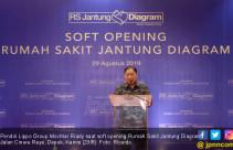 Soft Opening Rumah Sakit Jantung Diagram - JPNN.com