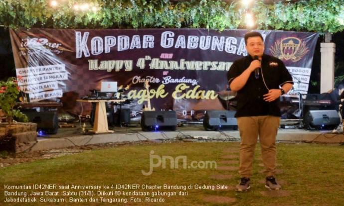 Kopdar ID42NER Chapter Bandung