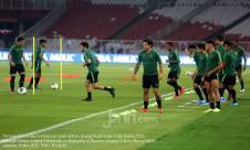 Latihan Timnas Indonesia - JPNN.com