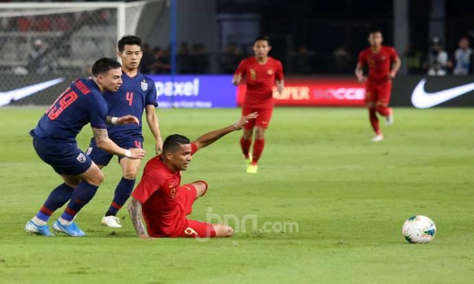 Thailand Hajar Indonesia 3-0