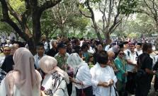 TMPNU Kalibata Dipadati Ribuan Warga - JPNN.com