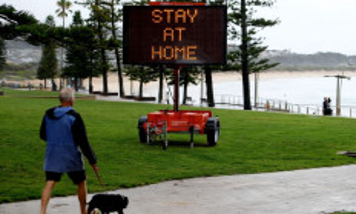 Penularan dari Klaster Pantai Utara Sydney Bertambah, Lockdown Lagi deh - JPNN.com