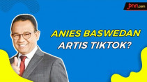 Anies Baswedan Ngajak Main TikTok Saat Ditanya Soal Formula E - JPNN.com