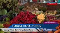 Jelang Tahun Baru Harga Cabai Turun - JPNN.com