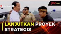 Jokowi: Proyek Strategis Nasional Harus Tetap Dikebut - JPNN.com