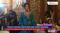 Kain Tenun Sengkang Khas Bugis ini Disulap jadi Produk Fashion Cantik - JPNN.com