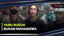 Anak Almarhum Uje, Abidzar Al Ghifari Ikut Demo UU Cipta Kerja? - JPNN.com
