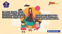 5 Cara Ampuh Hadapi Anak Stres Karena Pandemi - JPNN.com
