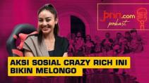 Jangan Mengaku Crazy Rich Jakarta Kalau Belum Bisa Seperti Monica Soraya - JPNN.com