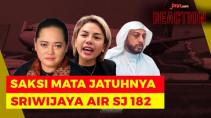 Cerita Saksi Mata Jatuhnya SJ 182, Kondisi Sopir Alm Chacha Sherly - JPNN.com