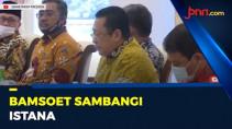 Pimpinan MPR Bambang Soesatyo Sambangi Istana - JPNN.com
