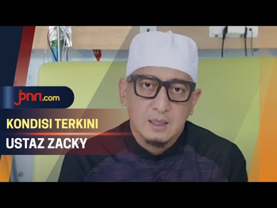 Kondisi Terkini Ustaz Zacky Mirza, Setelah Dikabarkan Meninggal - JPNN.com
