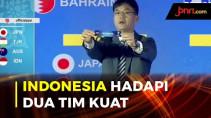 Hasil Drawing Piala Asia U-19 2020, Indonesia Bakal Hadapi Dua Tim Kuat di Grup A - JPNN.com