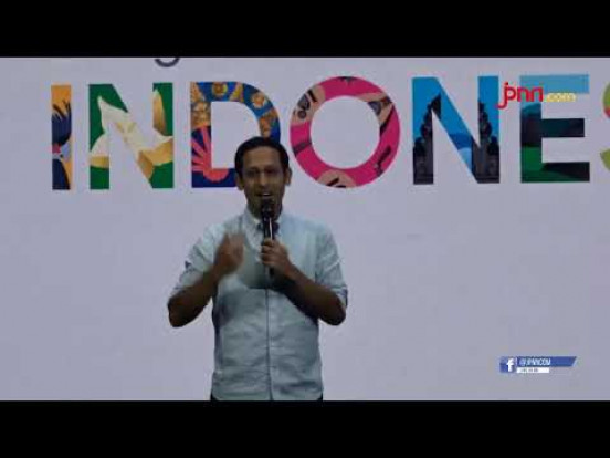 Harapan Nadiem Makarim kepada Google di Acara Google For Indonesia - JPNN.com