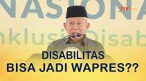 Kesempatan Emas Disabilitas Bisa Jadi Menteri Hingga Wapres - JPNN.com