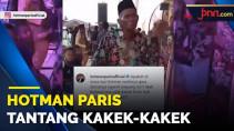 Hotman Paris Tantang Kakek Tarung di Kelab Bali - JPNN.com