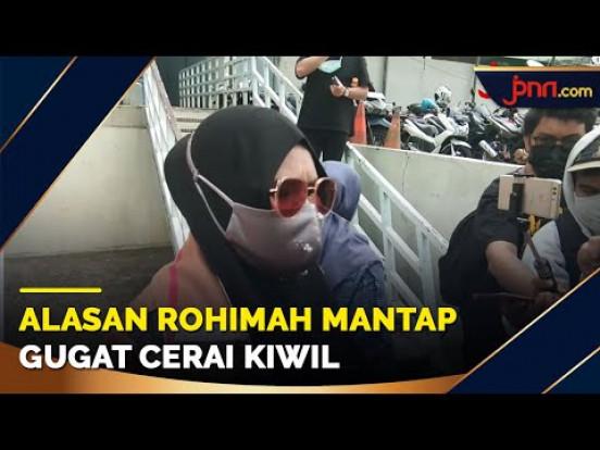 Alasan Kuat Rohimah Mantap Gugat Cerai Kiwil - JPNN.com