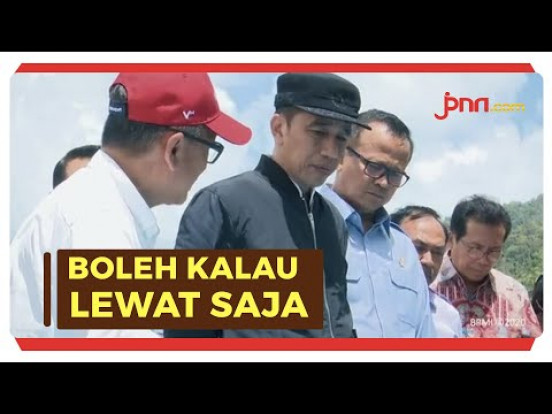 Jokowi: ZEE Bisa Dimasuki Siapapun - JPNN.com