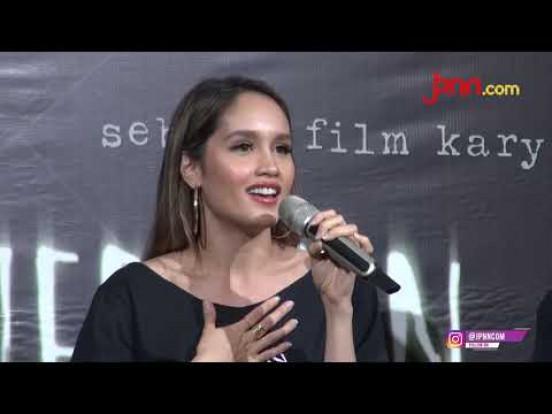 Jeritan Malam, Tuntut Cinta Laura Lancar Bahasa Indonesia - JPNN.com