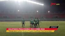 Timnas Indonesia Latihan Perdana: Andik Absen, Irfan Jaya Telat Datang - JPNN.com