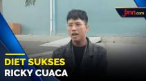 Tak Mau Dijuluki Jin Tomang, Ricky Cuaca Sukses Turunkan Berat Badan 60 Kg - JPNN.com